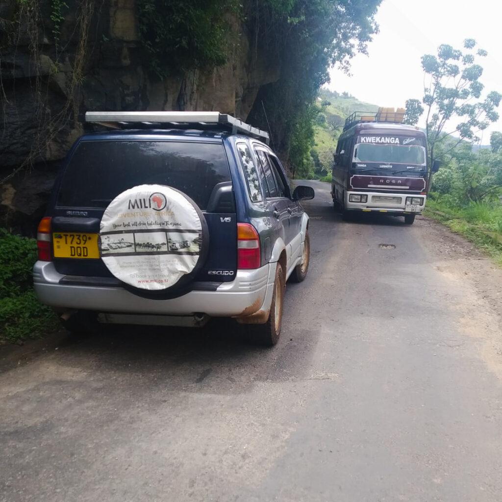 Lushoto Tanga with Mili Adventure Africa
